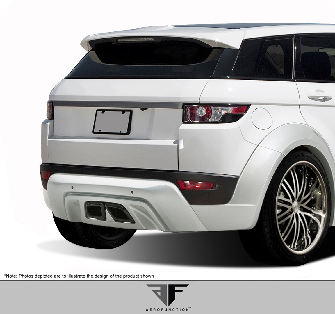 Aero Function :: Applications :: 2012-2015 Land Rover